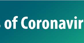 Symptoms of the Coronavirus