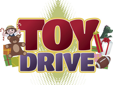 Friday Last Day: Toy Drive and Canned Food Drive