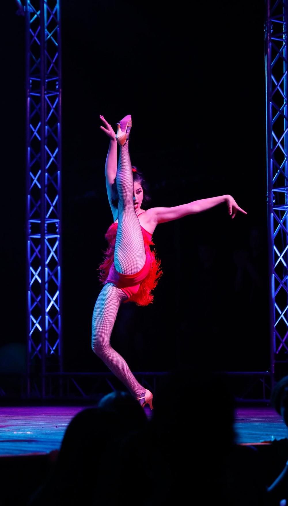 Encore High School Dancer at House of Blues Ciera Torres