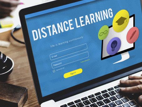 Distance Learning Update In COVID-19