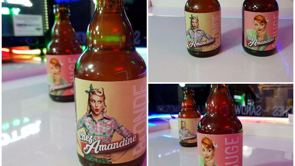 Biere Amandine
