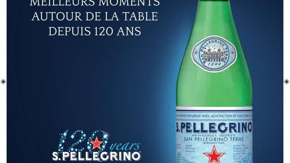 S Pellegrino 50cl