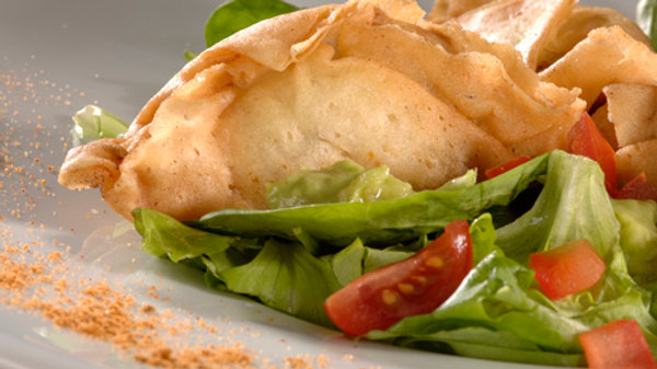 Croustillants de poulet fajitas