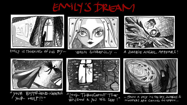 Intro Storyboard
