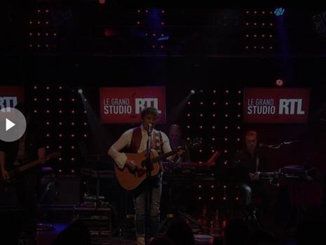 Laurent Voulzy dans Le Grand Studio RTL
