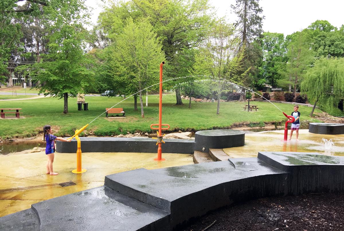 Bright Water Playground