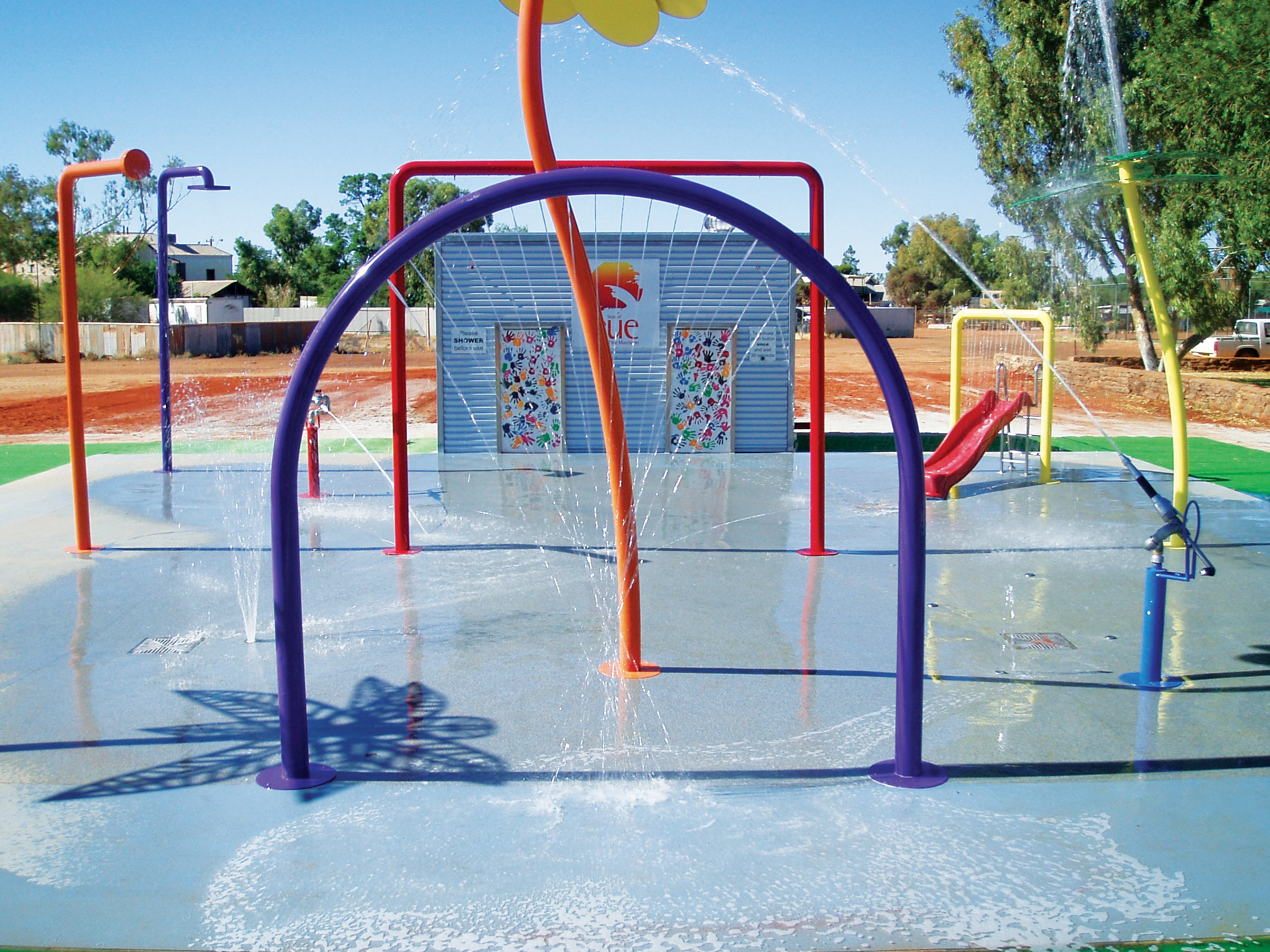 Water Playgrounds Australia