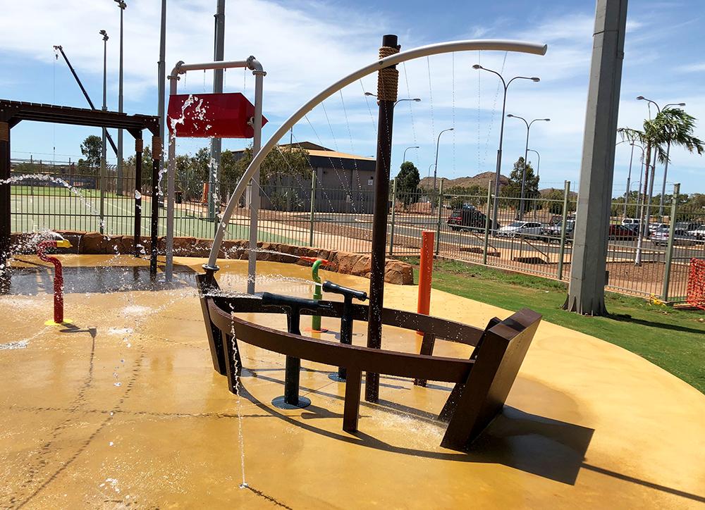 Wickham Splash Pad