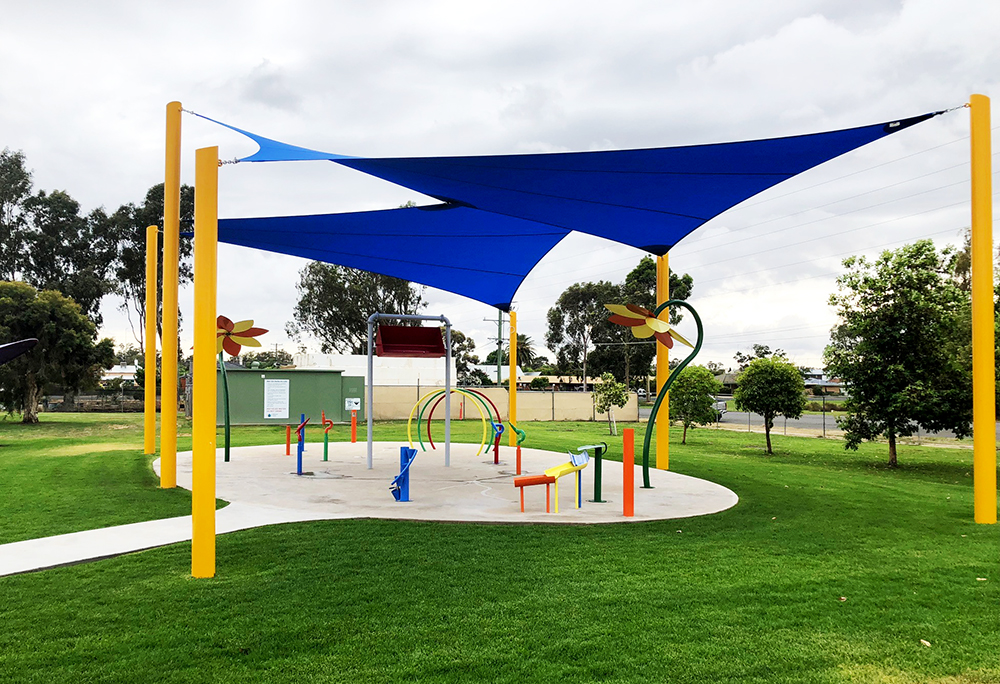 Deniliquin Water Playground