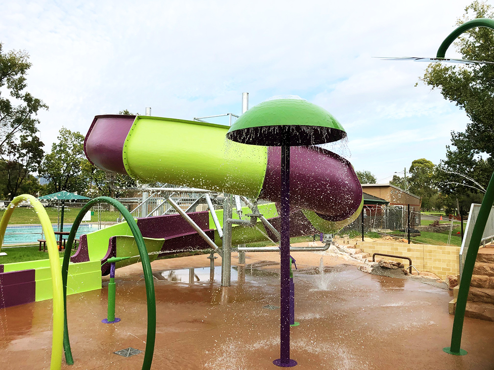 Mudgee Water Playground