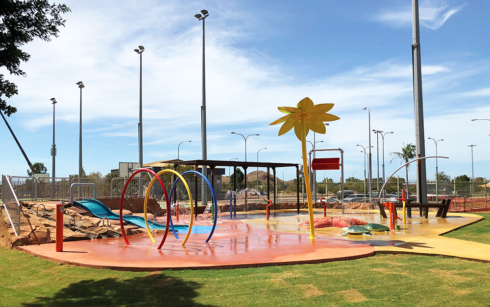 Wickham Splash Pad