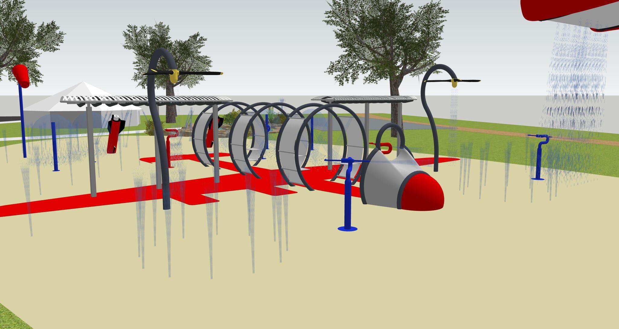 Tocumwal Water Playground