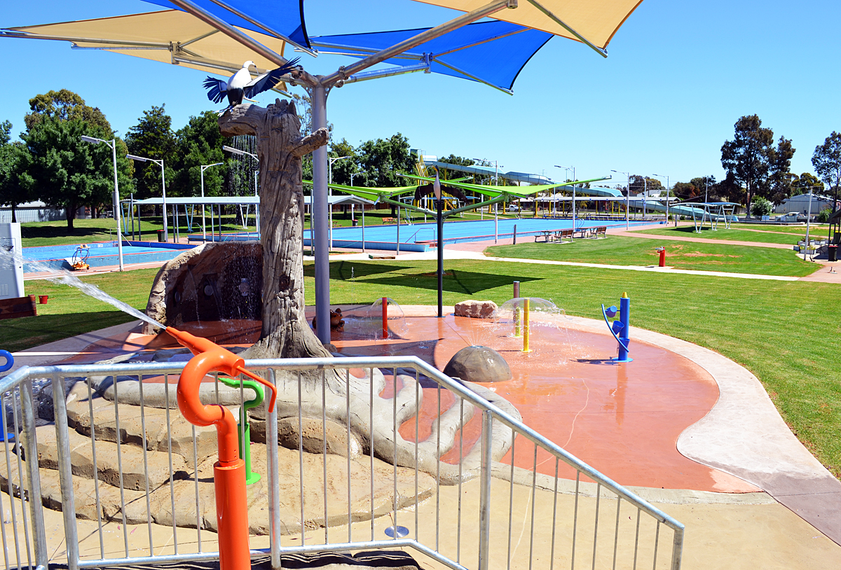 Kerang Water Playground