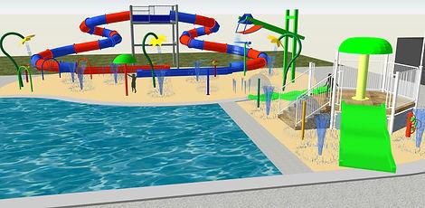 Dorsett Water Playground