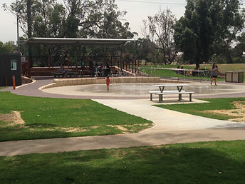 Northam Spray Park