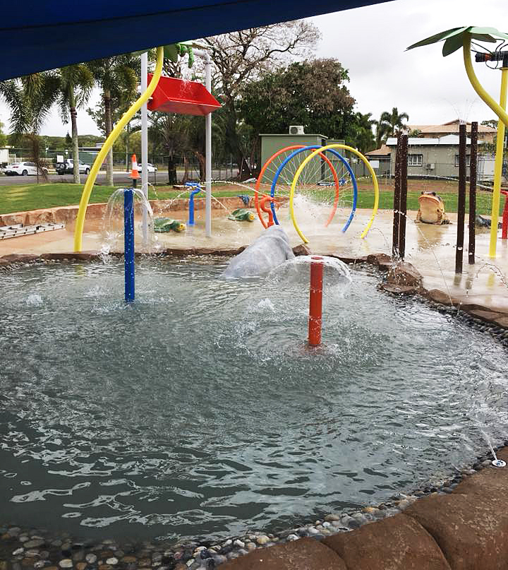 Hinchinbrook Water Park