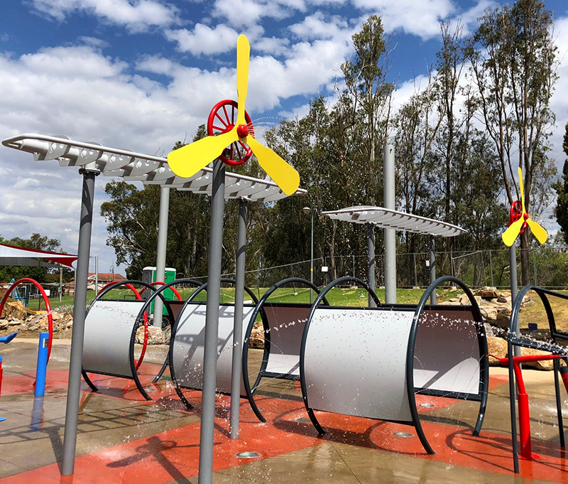 Tocumwal Water Playground