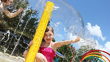 Water Park Splash Pad