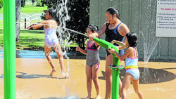 Forbes Water Park