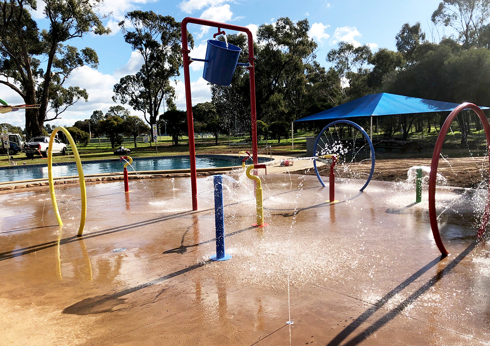 Merrigum Water Park