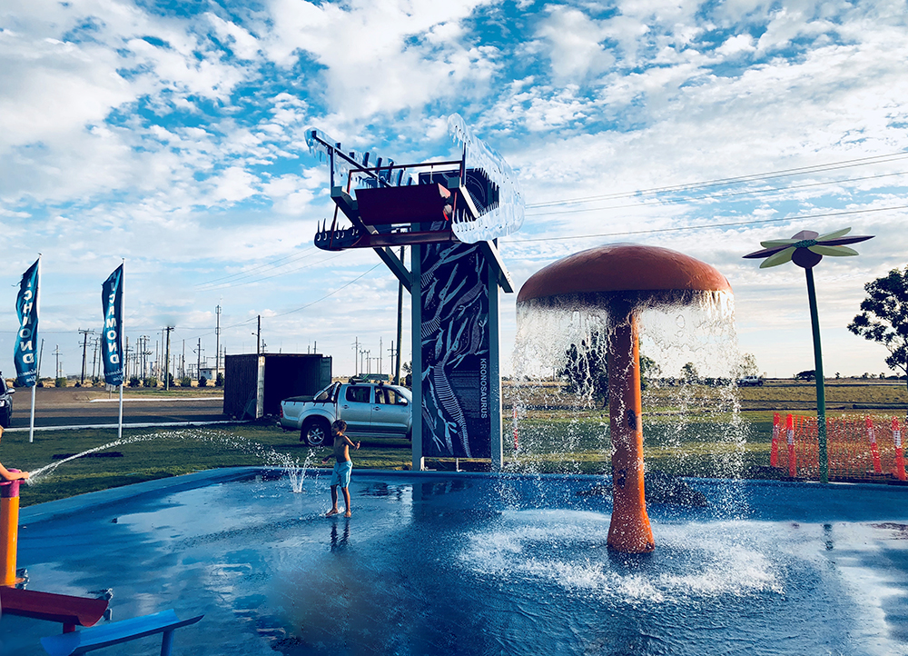 Richmond Splash Pad