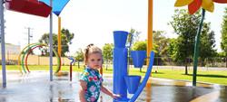 Deniliquin splash park