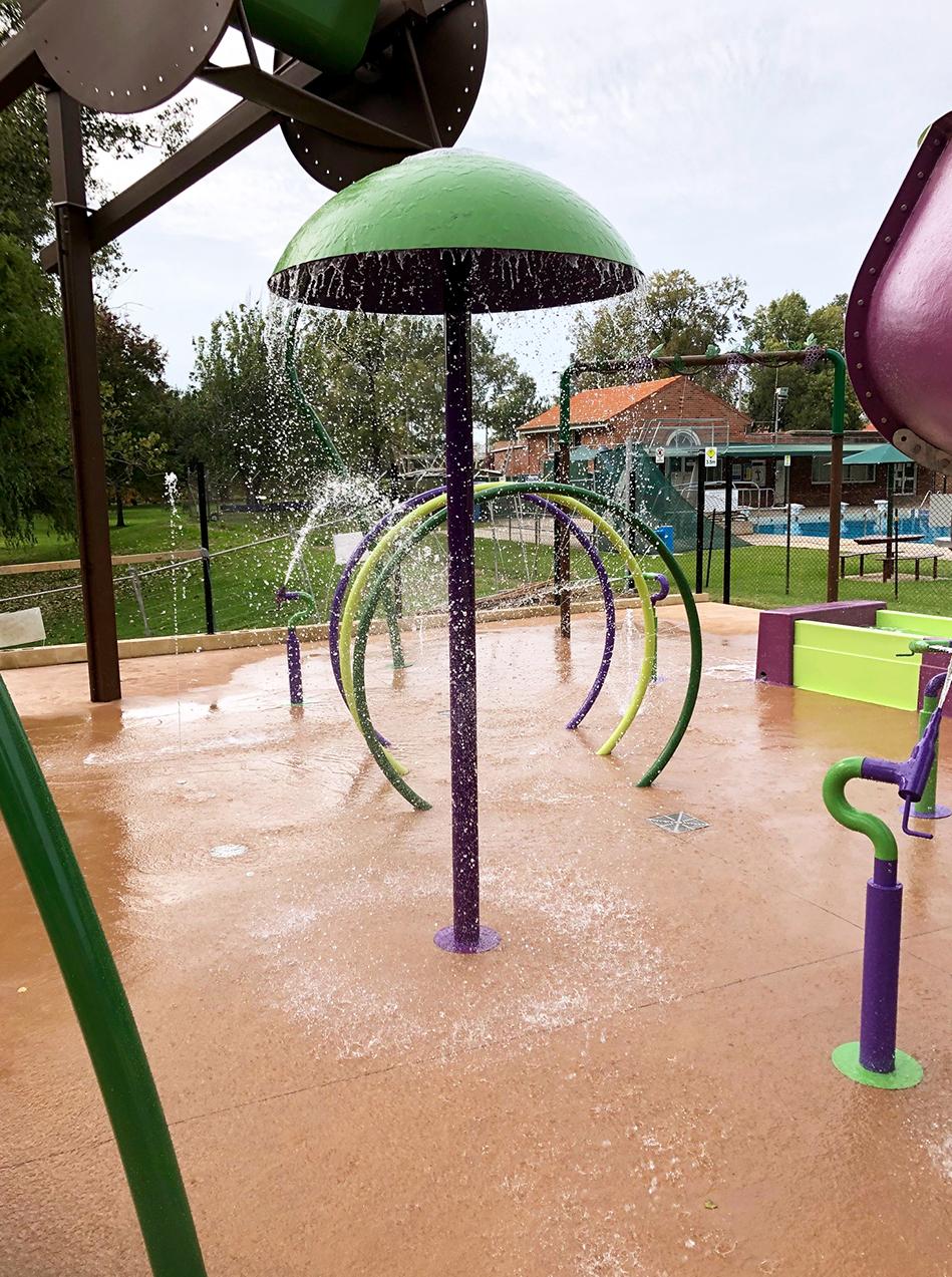 Mudgee Splash Park