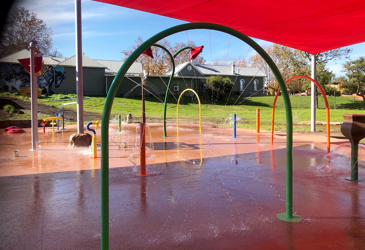 Benalla Splash Park