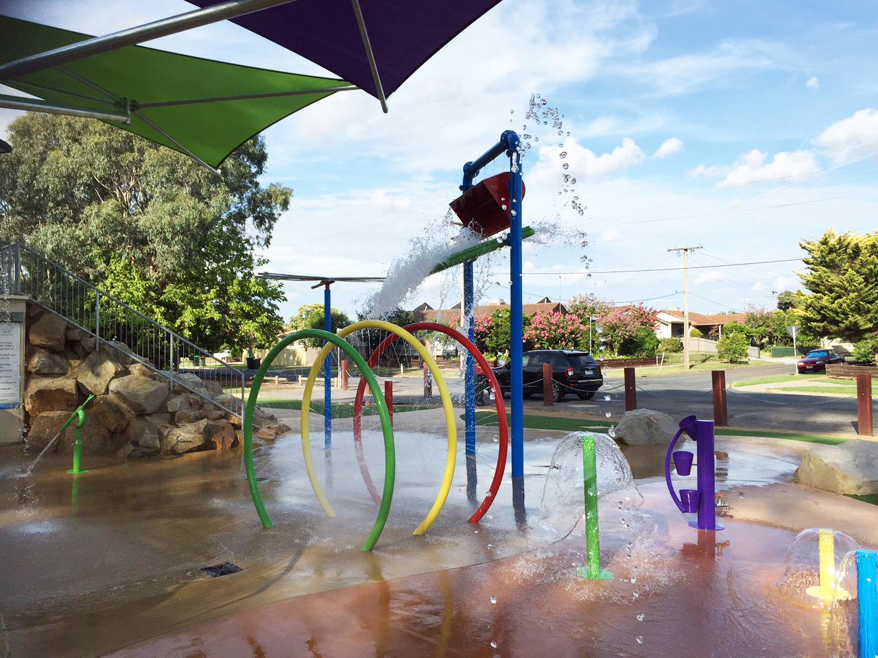 Wangaratta Water Park