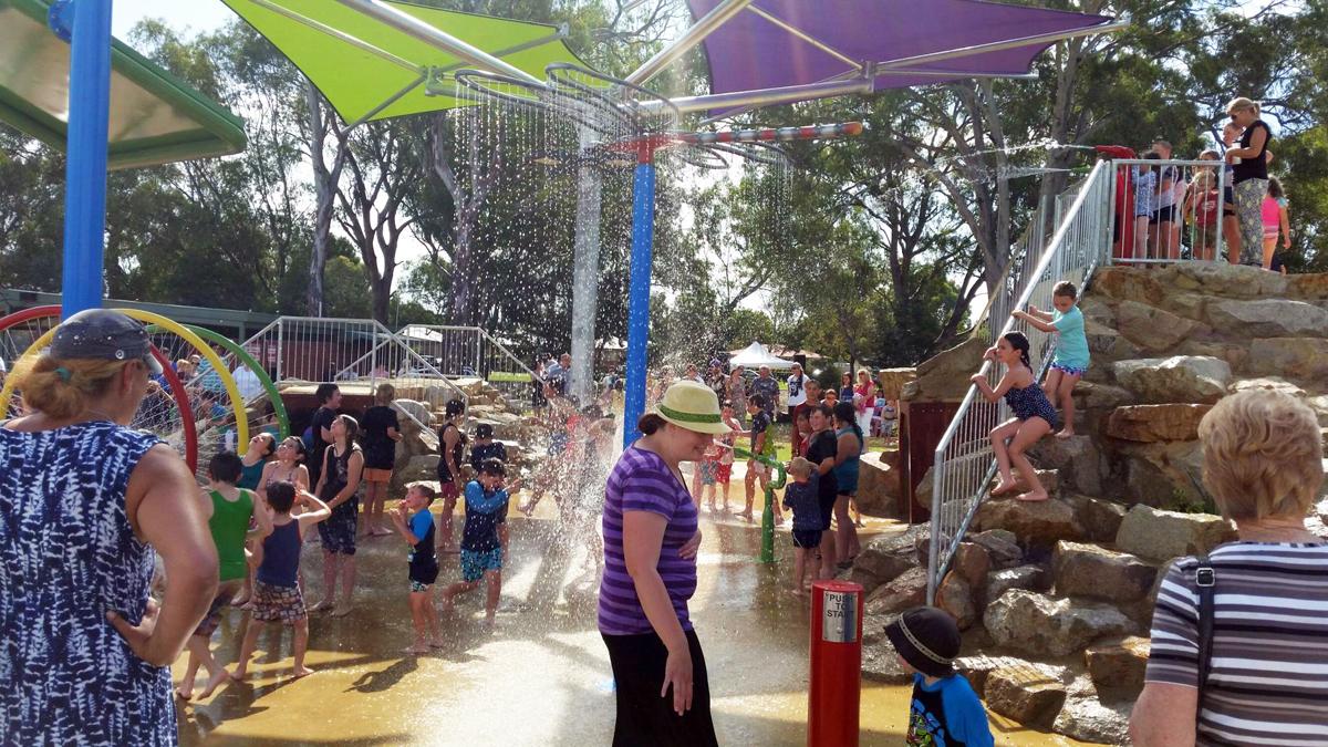 Wangaratta Splash Park
