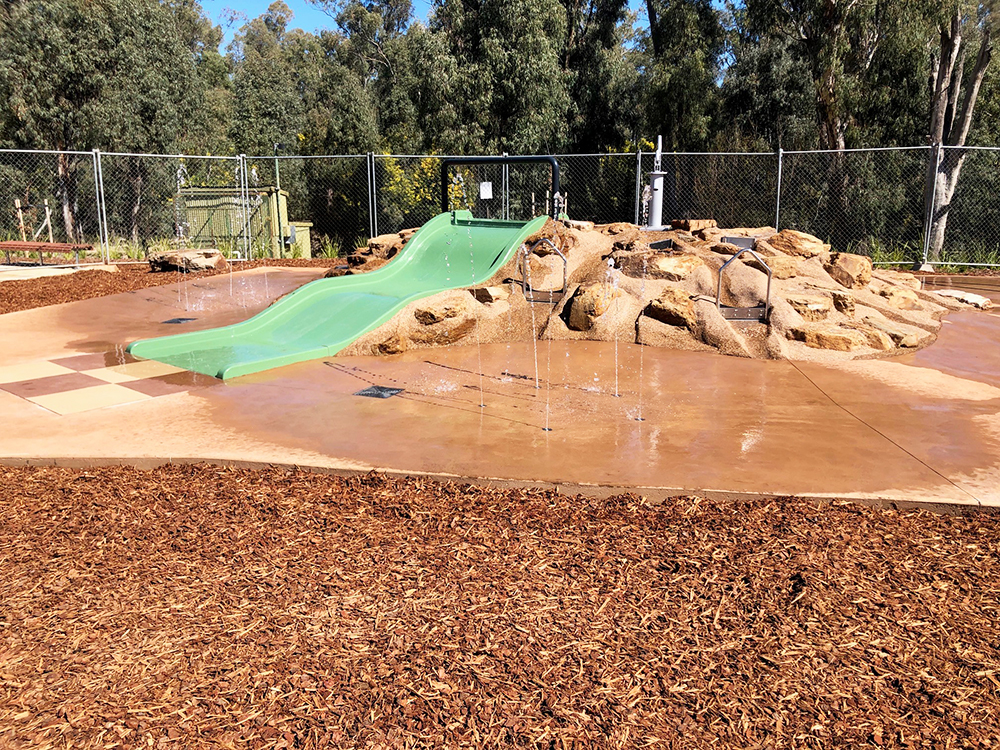 Barooga Splash Park