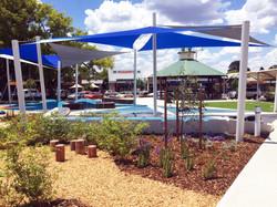 Collie Splash Water Playground