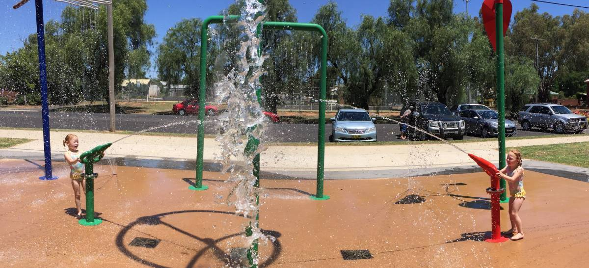 Forbes Water Playground