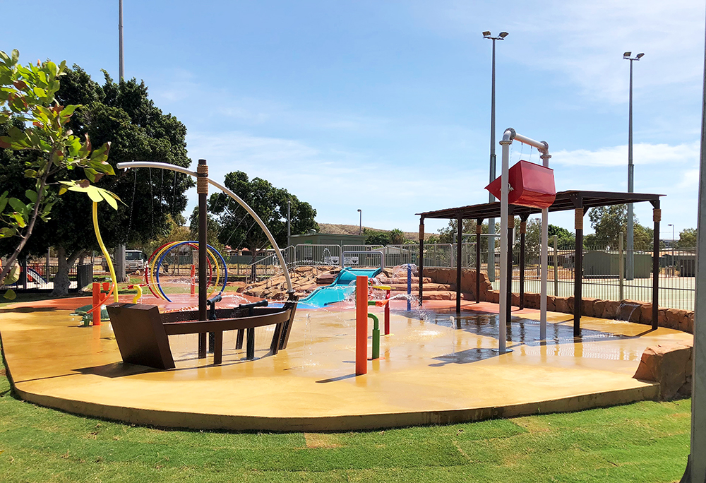 Wickham Water Park
