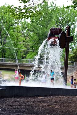 Water playgrounds Australia