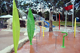 Bright Victoria, Water Features by Design