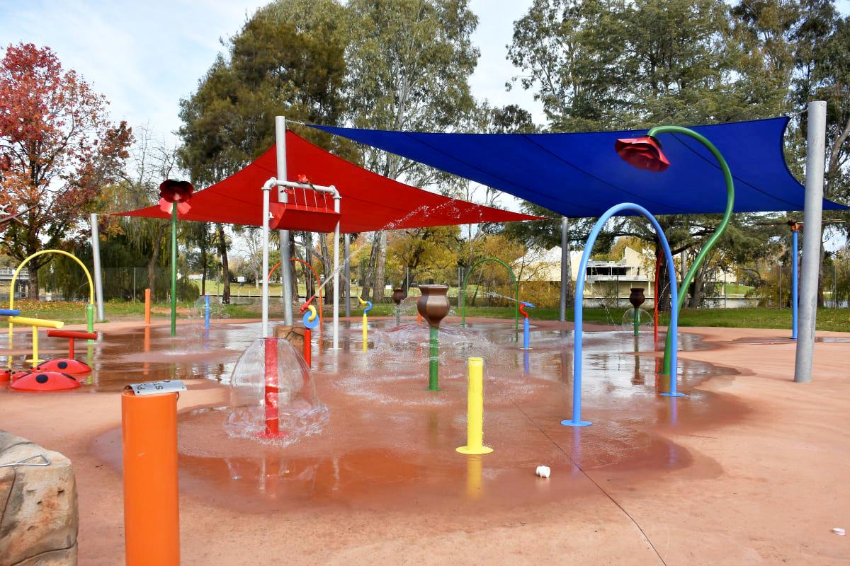 Benalla water park