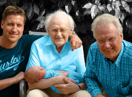 A Family Legacy Can ALSO Include SMILES!