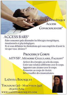 Access Bars Toulouse
