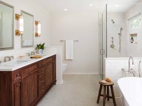5 Golden Rules of Bathroom Design