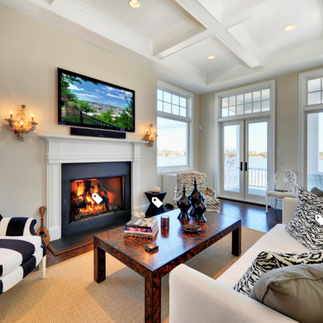Crowd-Pleasing Paint Colors for Staging Your Home