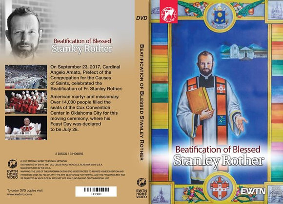 Blessed Stanley Rother Beatification Mass - DVD