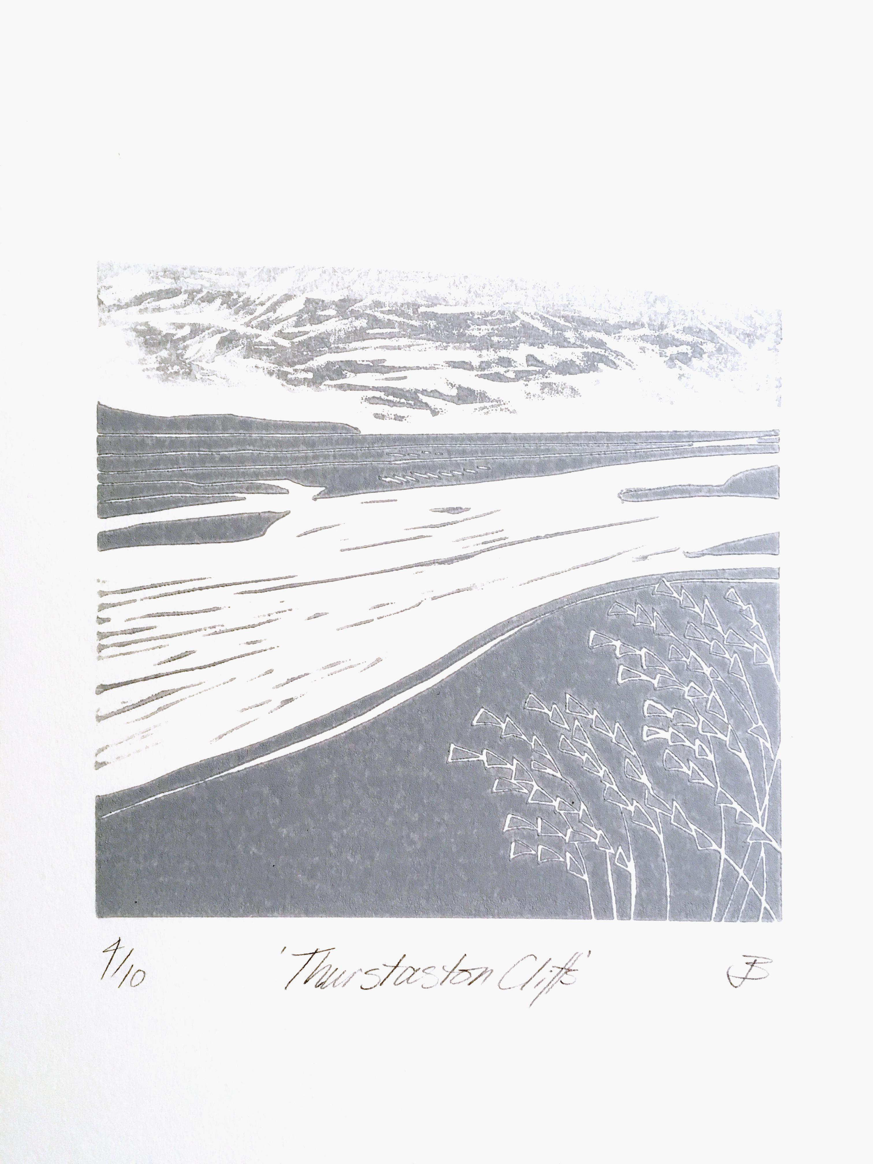 Thustaston cliffs