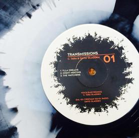 TRANSMISSIONS (vinyl)