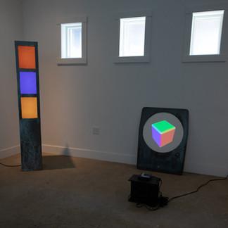 Electronic Meditations (exhibit)