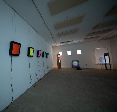 Partial Installation View