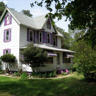 chance house exterior