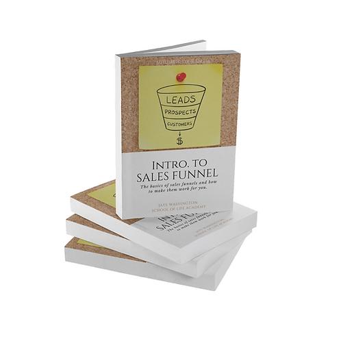 Intro. to Sales Funnel- eBook