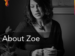 About Zoe Thompson, Phoenix Life and Wellbeing Coaching