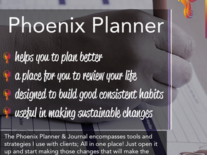 Introducing the Phoenix Planner (and Journal)